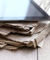 iPad and Newspapers