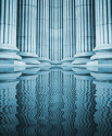 Abstract Law/Columns