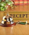 Hotel Reception and Keys