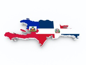 Haiti and Dominican Republic